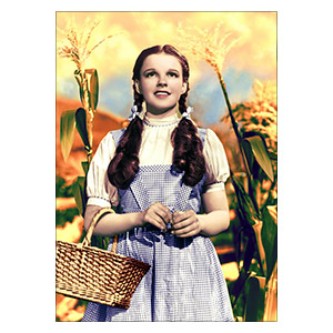 Wizard of Oz. Размер: 25 х 35 см